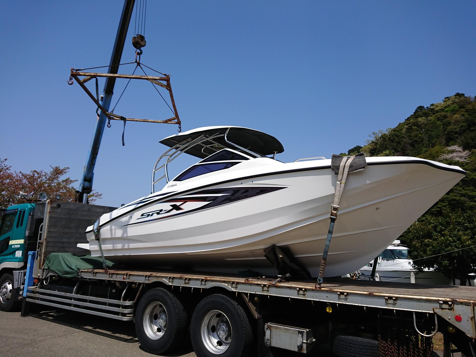売約済み!ヤマハSR-X24 新艇!!沢山のお問合せ有難うございました!